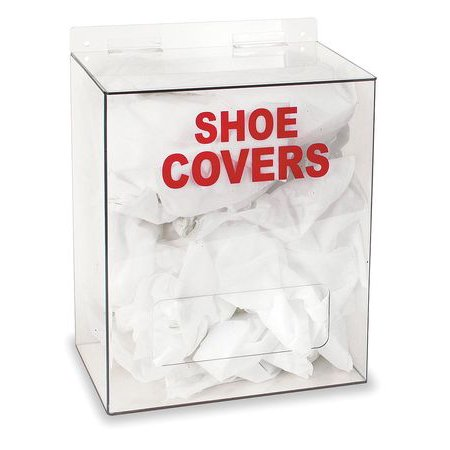 ZORO SELECT 4GMT5 Shoe/Boot Cover (Shoe Cover Dispenser)