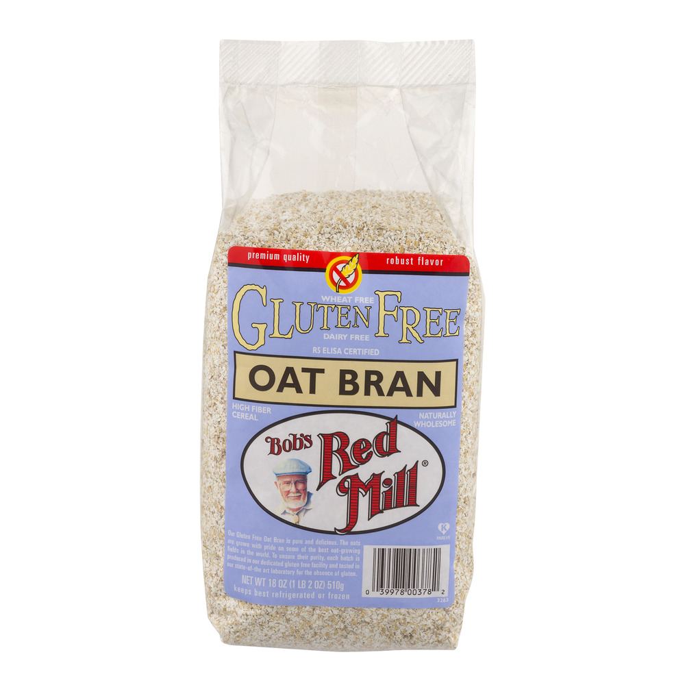 how to eat oat bran cereal
