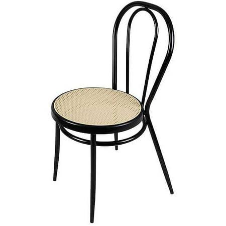 Atlantic KD Bistro Chair, Black