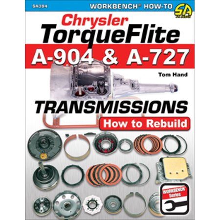 Chrysler TorqueFlite A-904 and A-727 Transmissions - (Chrysler Transmission Computer)