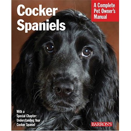Cocker Spaniel Treat - Cocker Spaniels
