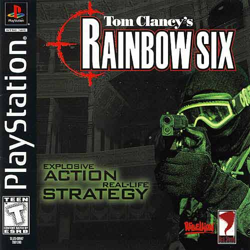 Rainbow Six PS