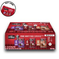 Ol' Roy Cuts in Gravy Prime Variety Pack with Filet Mignon, Ribeye and New York Strip Flavor Wet Dog Food, 13.2 oz, 12 Count