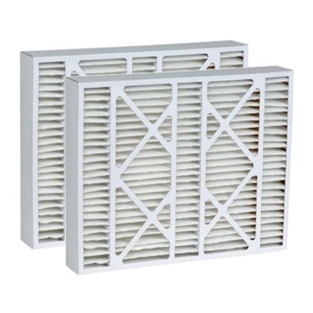 Tier1 20x26x5 Merv 11 Replacement for Lennox AC Furnace Air Filter 2 Pack