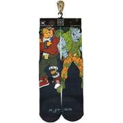Odd Sox Bepop and Rocksteady Crew Socks, 6-13