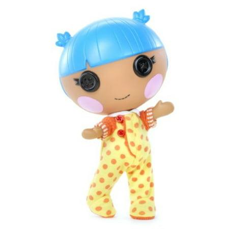 lalaloopsy littles doll fashion pack - pajamas - Lalaloopsy Sugar Crumb Doll
