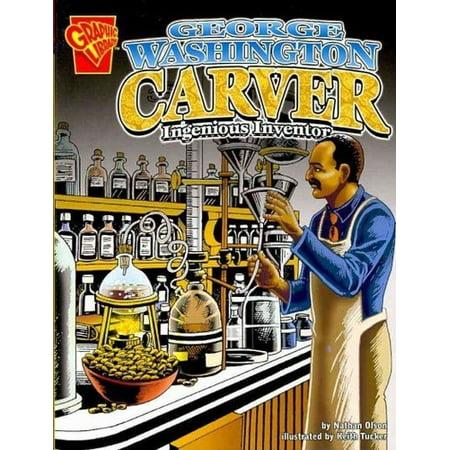 George Washington Carver  Ingenious Inventor