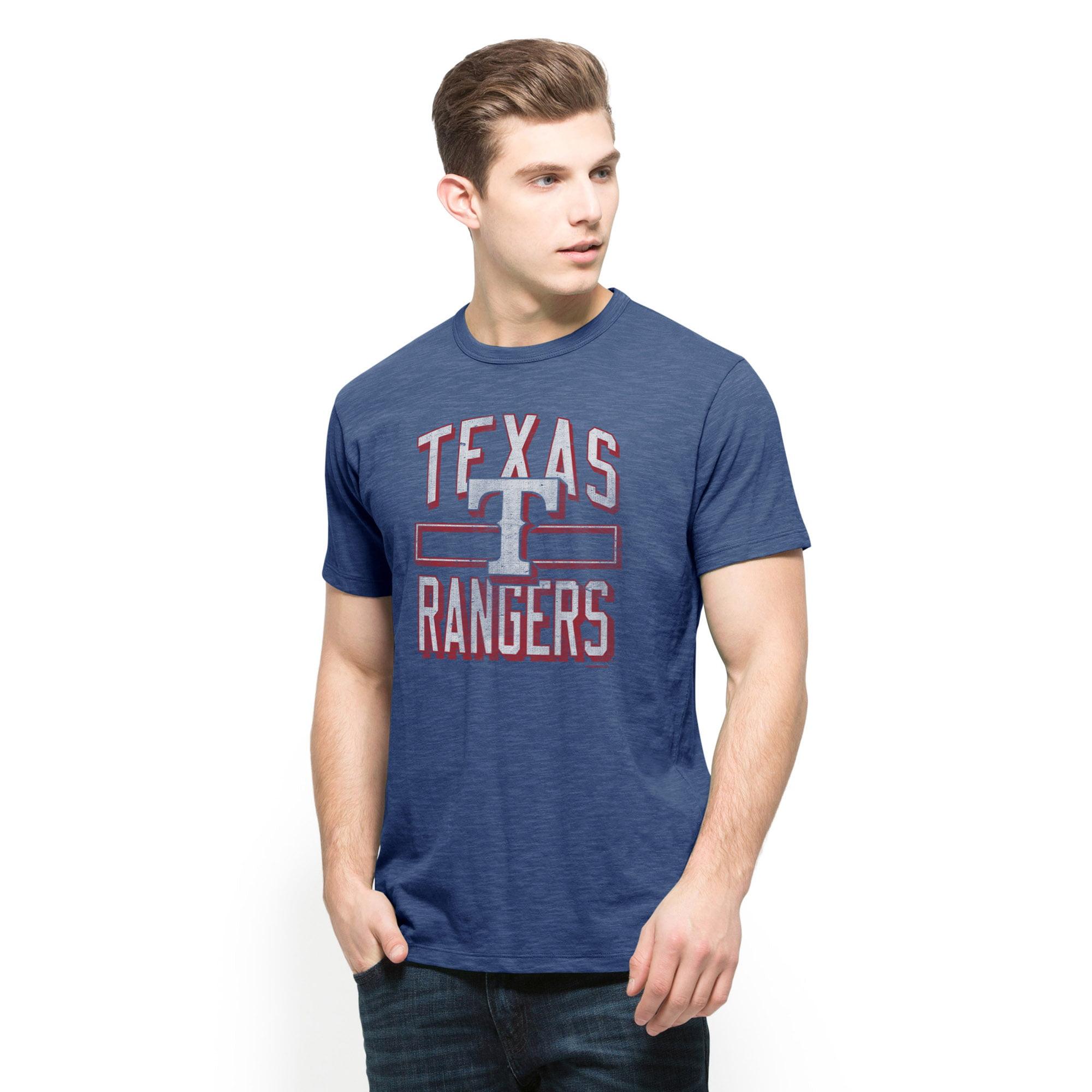 Texas Rangers '47 Scrum T-Shirt - Royal