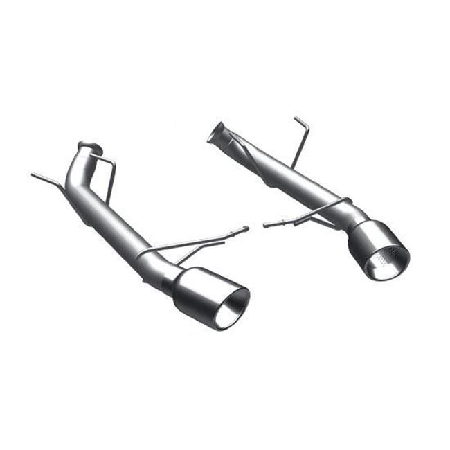 MAGNAFLOW 15596 Cat-Back Performance Exhaust System 2011-2012 Ford Mustang