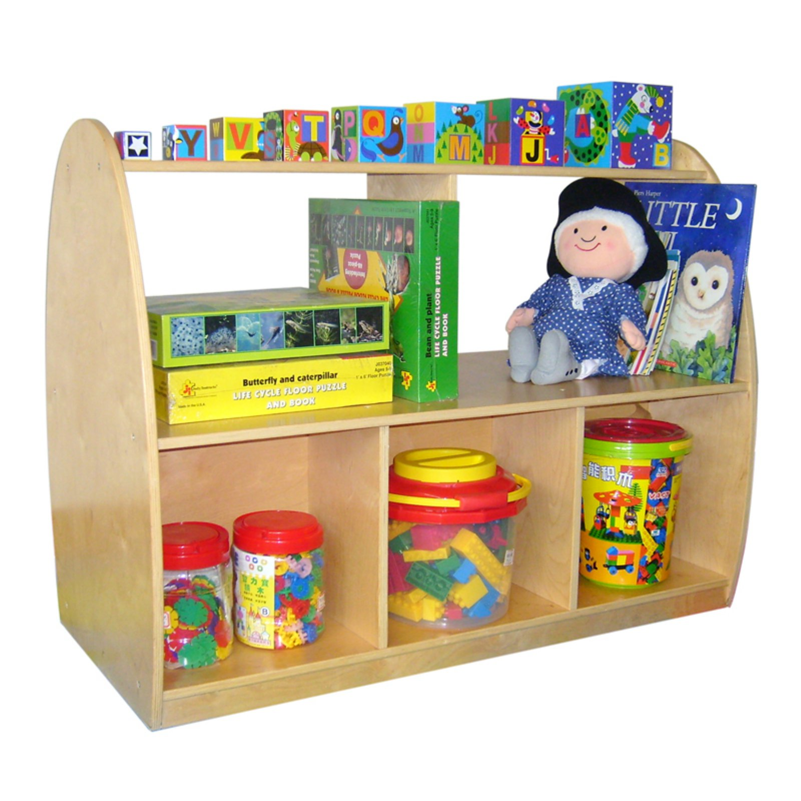 A+ Childsupply Arch Pass Thru Storage Unit