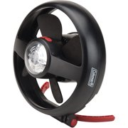 Coleman CPX Lighted Tent Fan with Stand