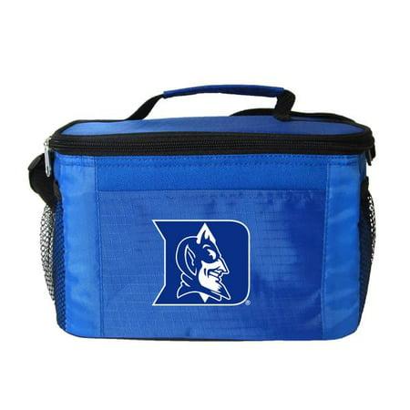 NCAA Duke Blue Devils 6 Can Cooler