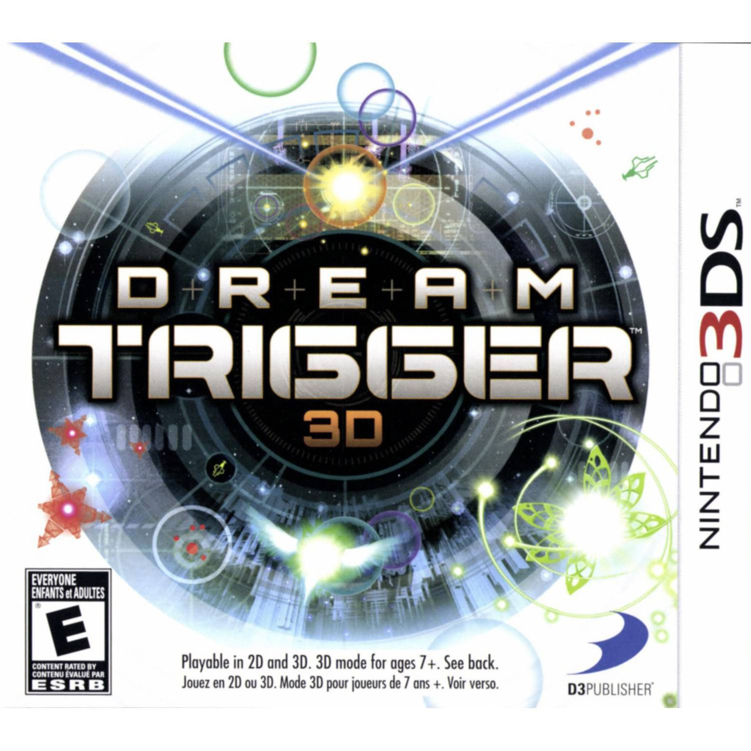 Dream Trigger 3D (Nintendo 3DS) - Pre-Owned