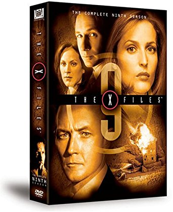 The X-Files: Season 9 DVD by NEWS CORPORATION