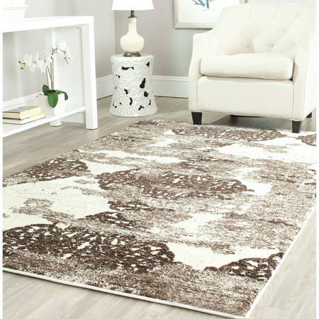 Safavieh Retro Sica Abstract Area Rug Or Runner Walmart Com