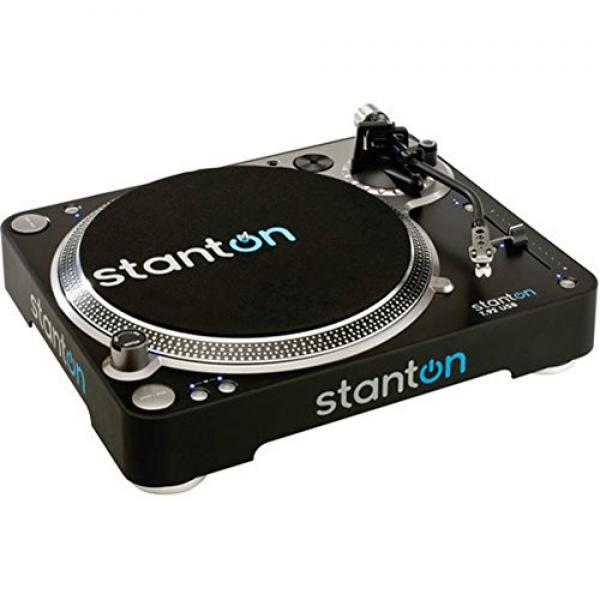Stanton T92USB USB Direct Drive DJ Turntable by Stanton