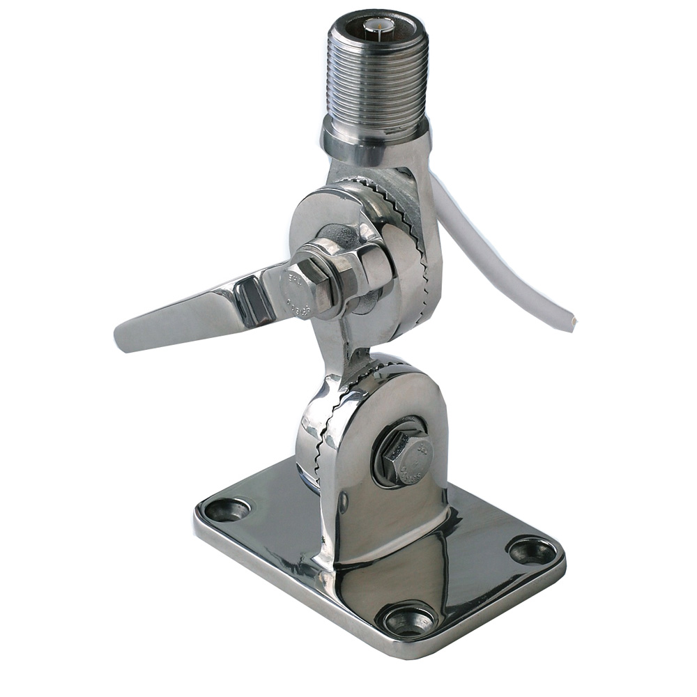 PACIFIC AERIALS LONGREACH PRO SS AM/FM ANT RATCHET MOUNT