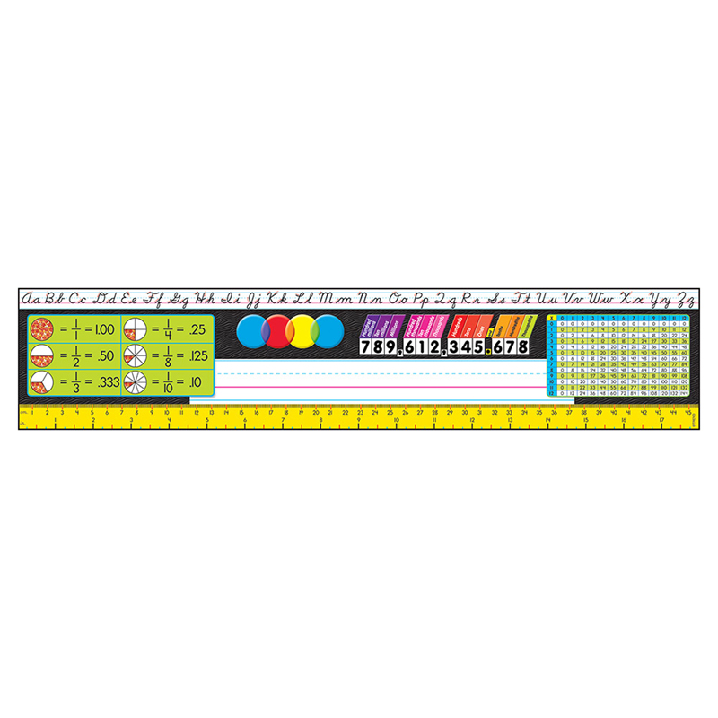 REFERENCE SIZE NAME PLATES G3-5 MODERN DESK TOPPERS