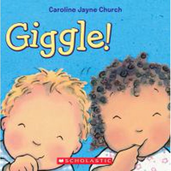 Giggle (Board Book)