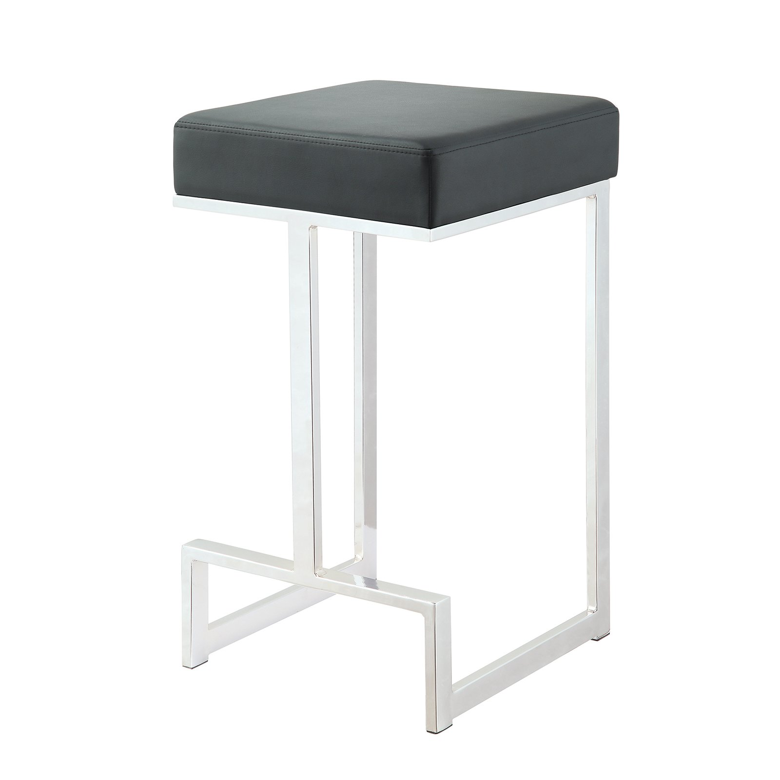 Coaster Furniture 25 In Backless Counter Height Stool Walmartcom