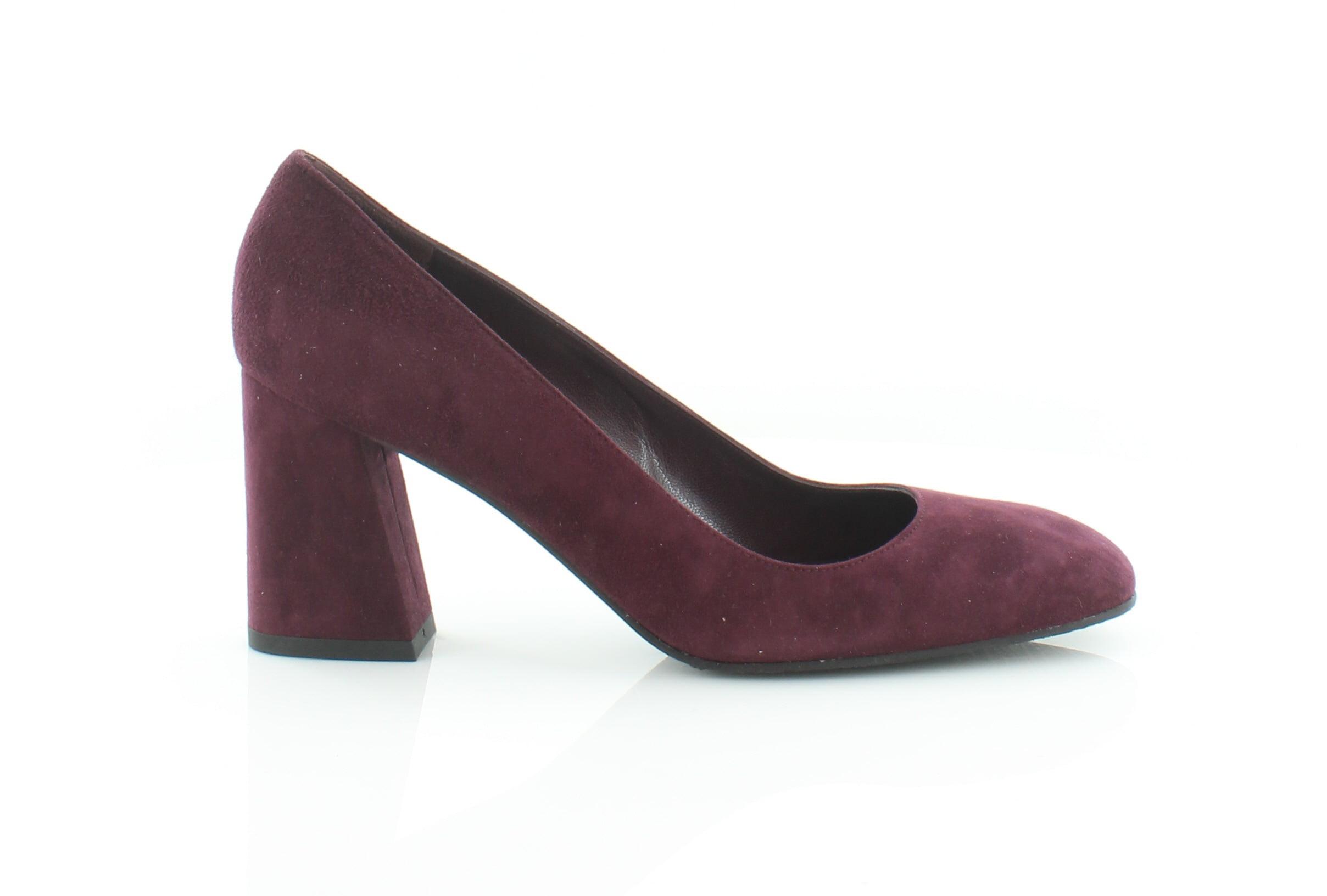 Stuart Weitzman Mary Women's Heels Burgundy Size 7.5 M