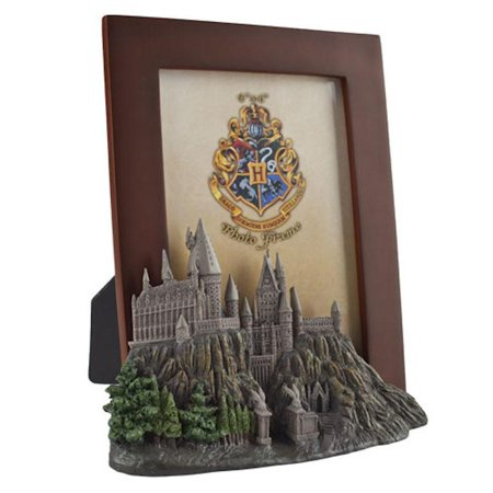Castle Photo - Universal Studios Harry Potter Hogwarts Castle Photo Frame New With Tags