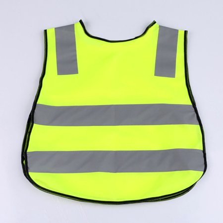 Children's Reflective Vest Safety Reflective Tops Night Sports Vest - image 8 de 8