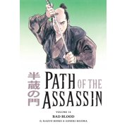 Path of the Assassin Volume 14: Bad Blood - eBook