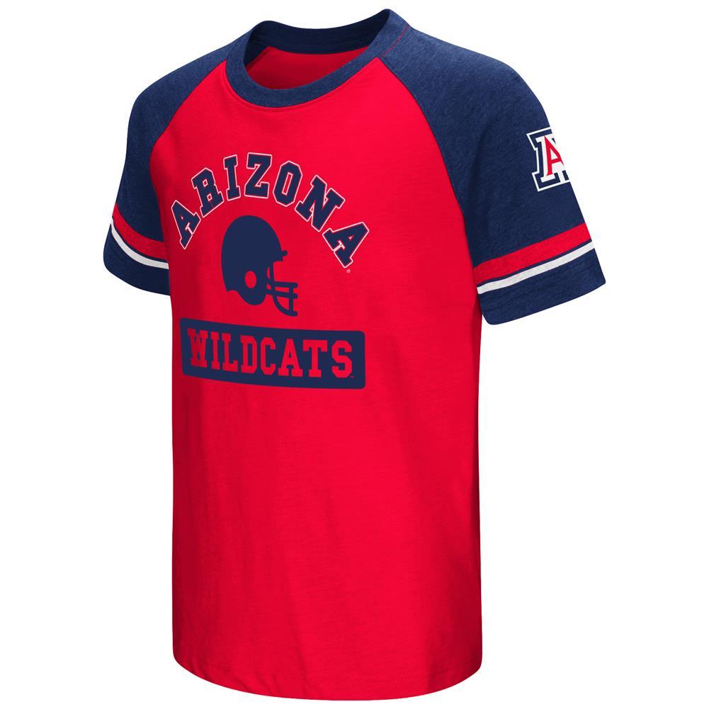 Youth Short Sleeve Arizona Wildcats Graphic Tee