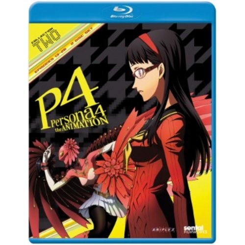 Persona 4: The Animation - Collection 2 (Japanese) (Blu-ray)