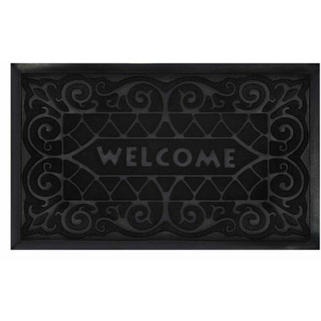 Welcome Mat Wrought Iron