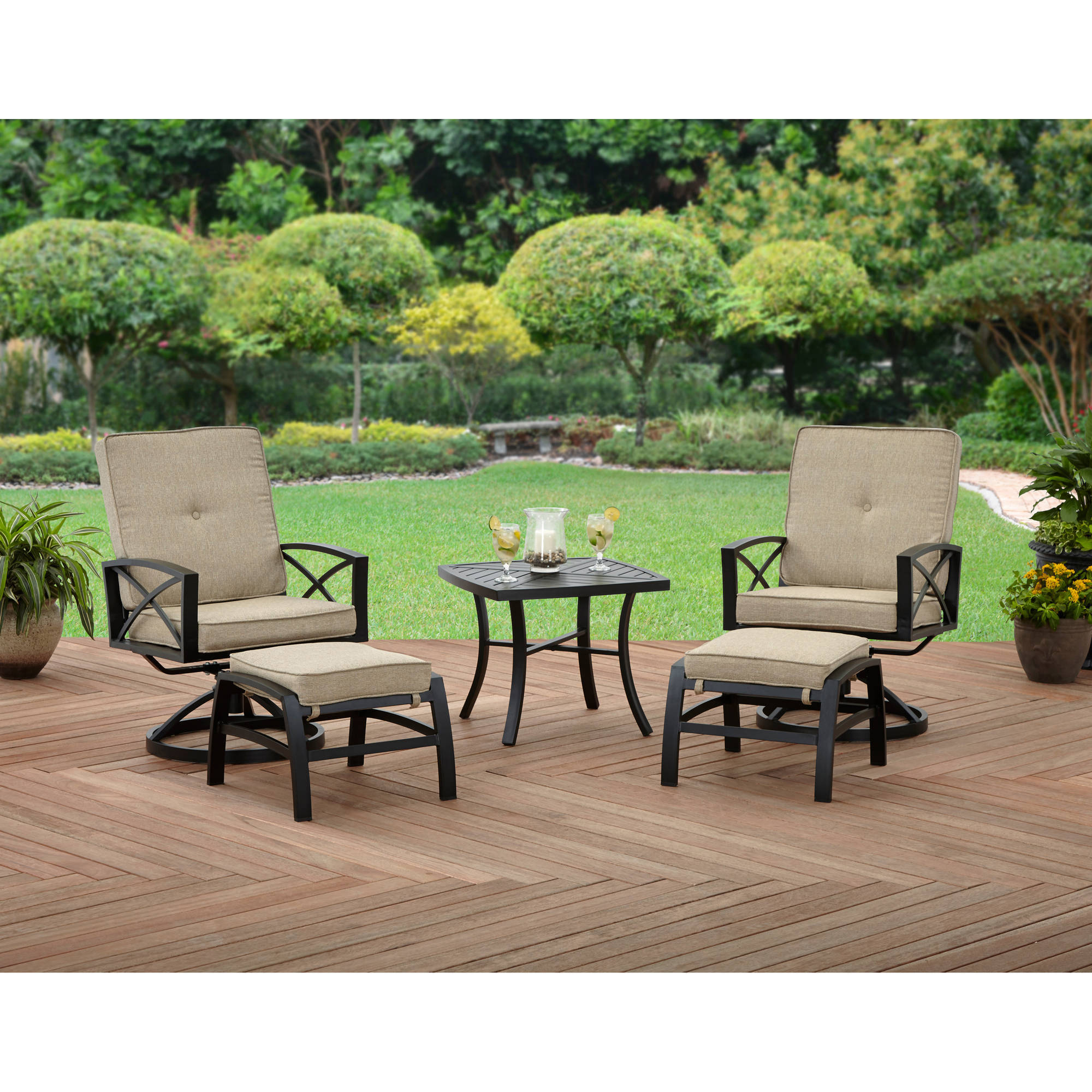 Better Homes and Gardens Douglas Lane 5-Piece Leisure Set