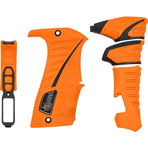 Planet Eclipse LV1 / Geo3.1 / GSL Grip Kit for Paintball Marker - Orange
