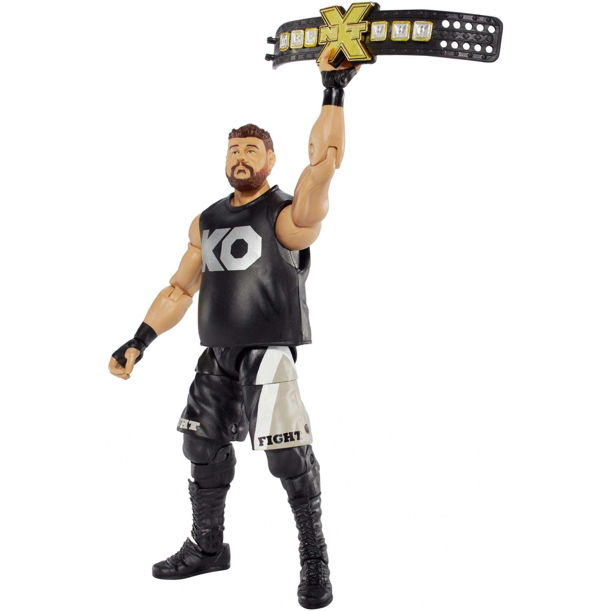 WWE Elite Kevin Owens Action Figure by Mattel