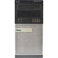 Refurbished Dell OptiPlex 9010 Desktop PC with Intel Core i7-3770 Processor, 8GB Memory, 2TB Hard Drive and Windows 10 Pro (Monitor Not Included)