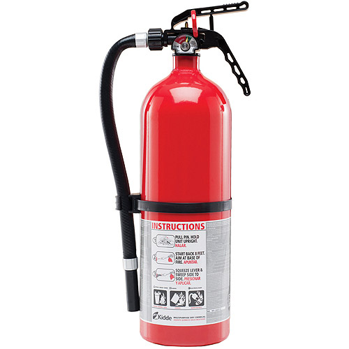 Heavy Duty 3-A, 40-B:C Fire Extinguisher