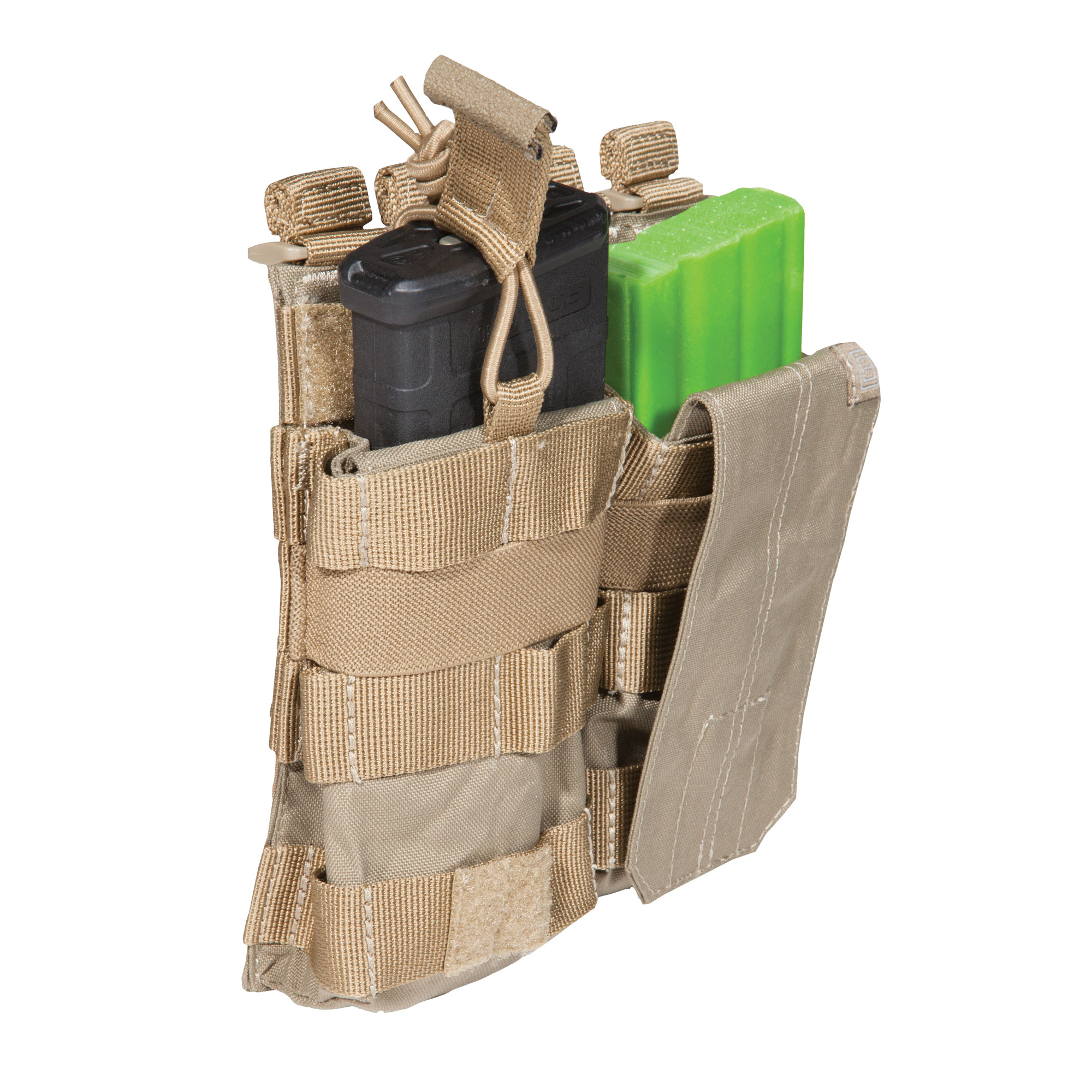 5.11 Tactical Double 5.56 Magazine Bungee Cover  � 56157 - All Colors