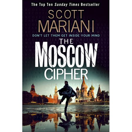 The Moscow Cipher (Ben Hope, Book 17) - - X Men Cipher