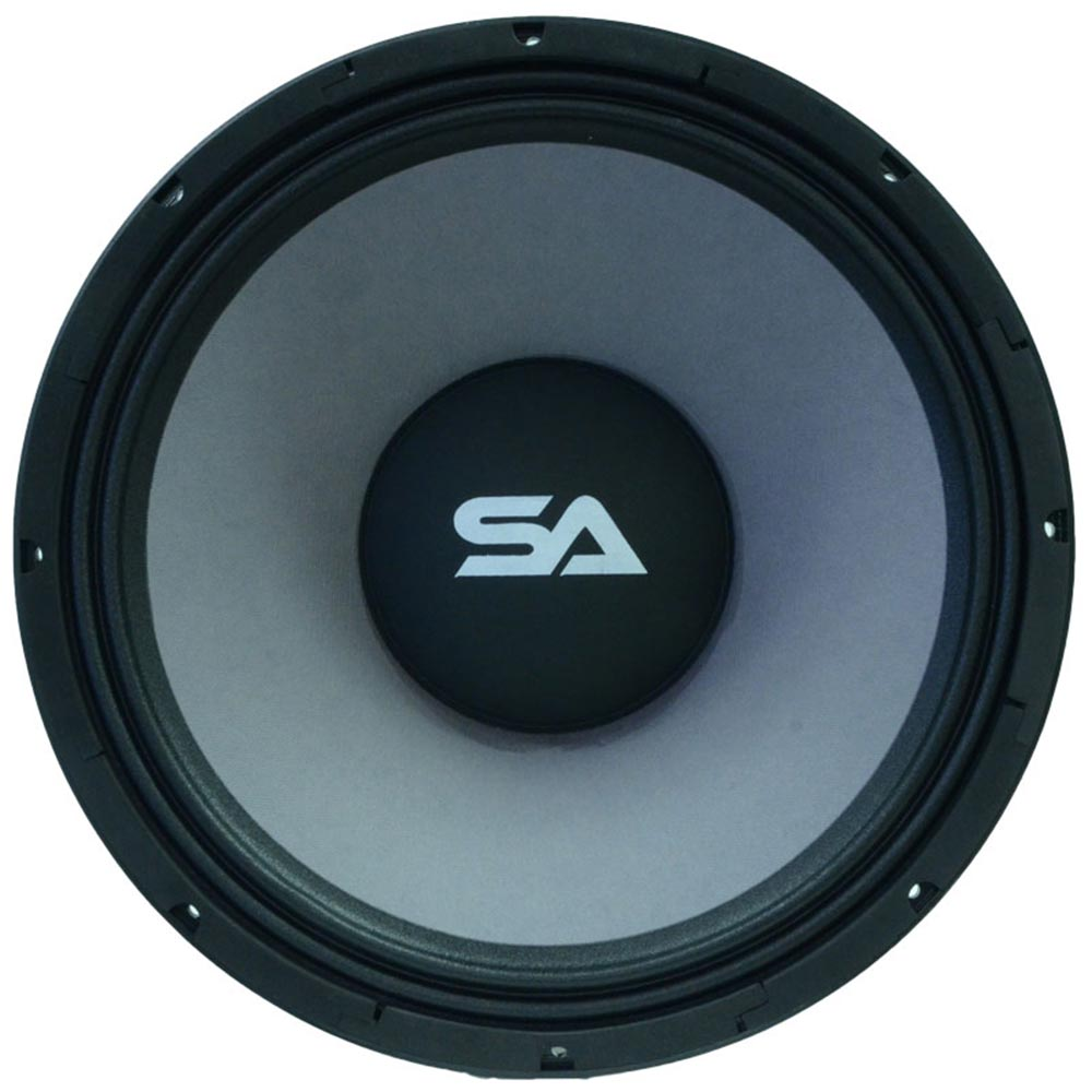 "Seismic Audio 18"" Raw Subwoofers Woofers Speakers 120 oz Magnet 1000W - San Andreas 18"