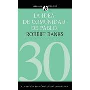 La idea de comunidad de Pablo - eBook