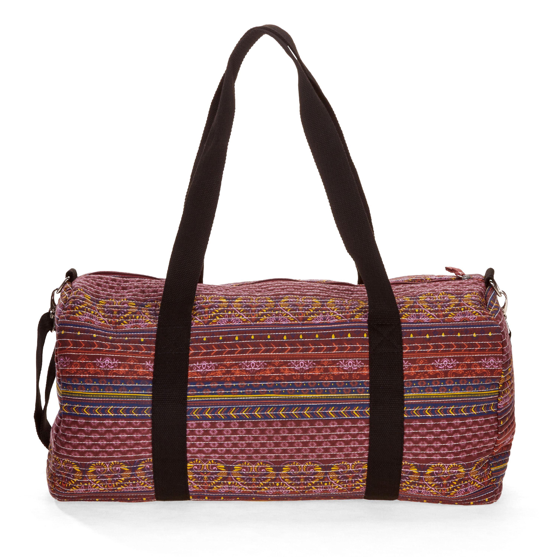 No Boundaries Womens Quilted Weekender Bag 840903000376 Ebay