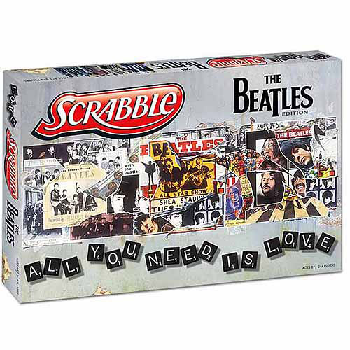 Scrabble: The Beatles Edition by USAopoly