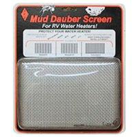 JCJ W100 Mud Dauber RV Water Heater Screen for Atwood & Suburban
