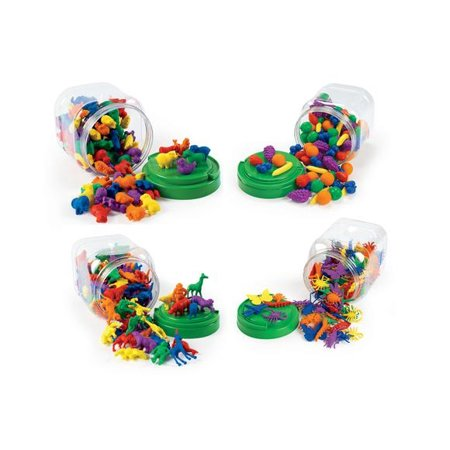 Excellerations Math Manipulatives - Set of 4 (Item # MMSET3)](Manipulative Toys)