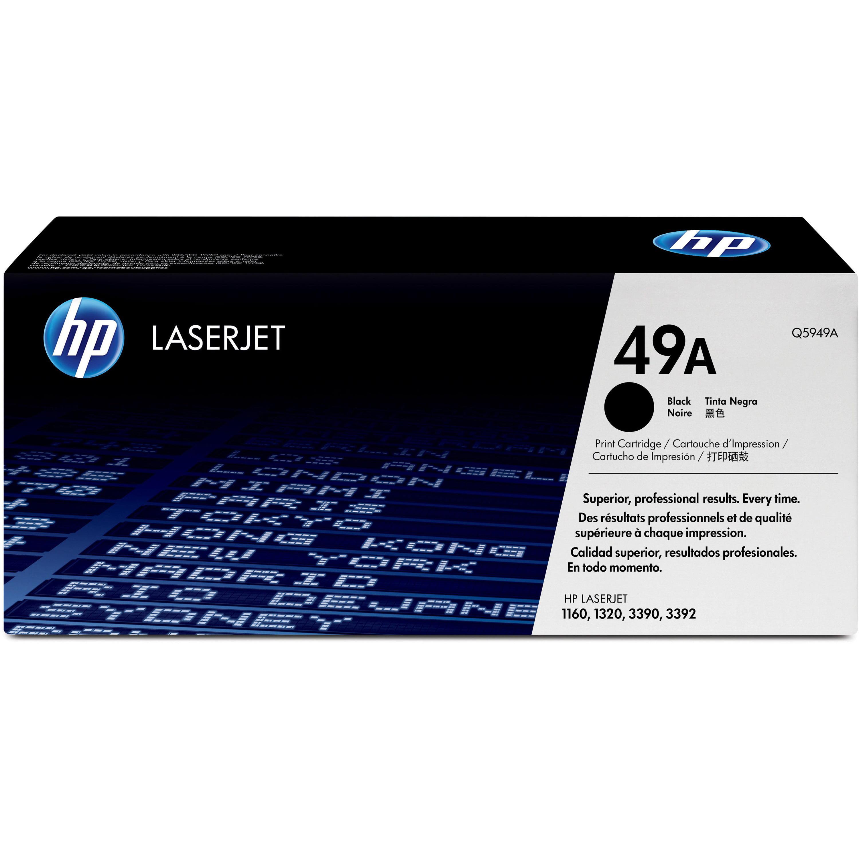 HP, HEWQ5949A, Q5949A Toner Cartridges, 1 Each