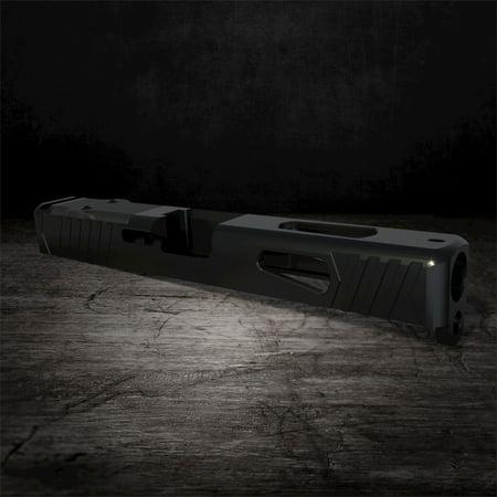 Rival Arms for Glock 19 Precision Upgrade Slide, DOC Cut, Gen 4 -