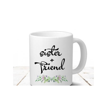 Fabricmcc Sister Mug In Law Christmas Gift Birthday