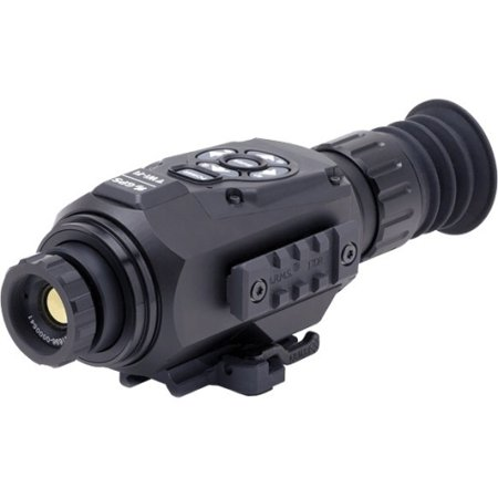Atn Thor Hd 384 1 25 5X Thermal Rifle Scope   5X 25 Mm   Weather Resistant   Night Vision