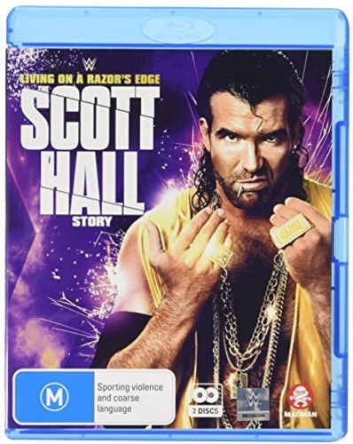 WWE: Living On A Razor's Edge Scott Hall Story (Blu-ray) by PID