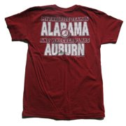 My Favorite Team Is Alabama And Whoever Plays Auburn T-shirt